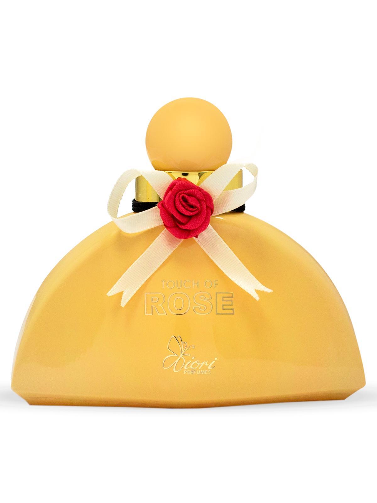 Fiori Touch Of Rose For Women Eau De Parfum 100ML