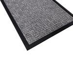 Supereme Anthracite Doormat