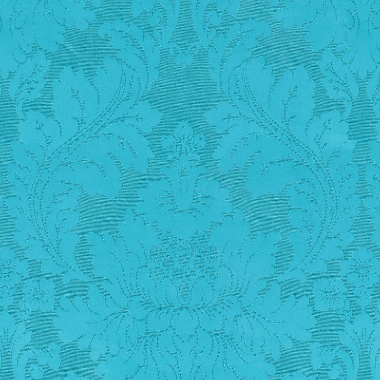 ENGLISH DAMASK - 28354 - 4604 MAUI BLUE