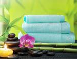Mint Bamboo Bath Towel