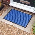 Timeless 010 Blue Doormat