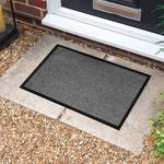 Watergate Black Doormat