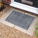 Fusion Dry Aqua Doormat