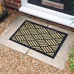 Boucara Checker Doormat