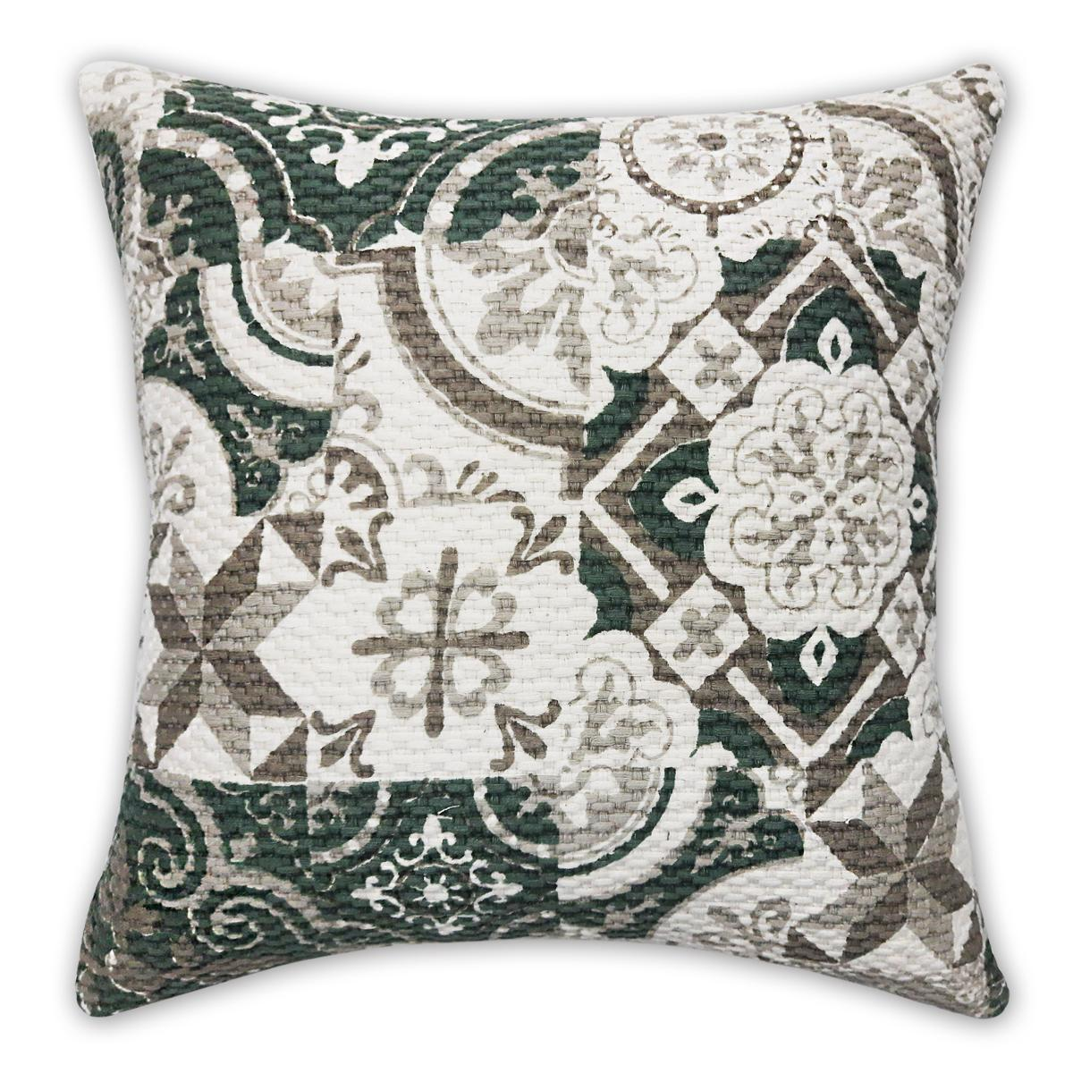 S926 GREEN CUSHION COVER
