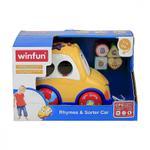 Winfun Rhymes & Sorter Car