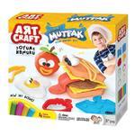 Art Craft Crazy Kitchen Dough Set