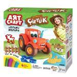 Art Craft Sweet  Farm Dough Set