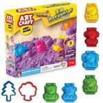 Art Craft 500g 3D Animals Modeling Play Sand Set