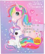 Top Model Unicorn Diary with code and sound