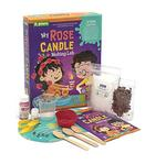 Explore My Rose Candle Making Lab