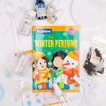 My Winter Perfume Making Lab