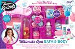 Shimmer N Sparkle Ultimate Spa Bath & Body