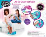 Shimmer N Sparkle 6 in 1 Real Massaging Foot Spa