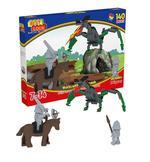Best Lock 140pcs Dragon & Knights Construction Toy