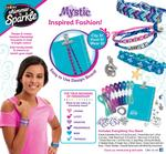 Shimmer N Sparkle Make Your Own Mystic Friendship Bracelet Kit