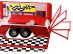 Bburago 1/43 Ferrari Race & Play Racing Hauler with 1 car