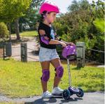 Smartrike T3 T-Scooter-Purple