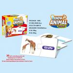 Know Animal Puzzle