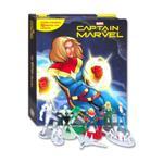 Marvel Captain Marvel My Busy Book