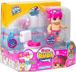 Little Live Bizzy Bubs Season 2 Baby Playset - Toilet Time