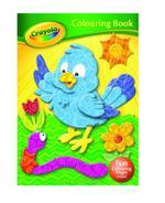 Crayola Animals Colouring Book