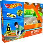 Hot Wheels 6 pcs Tile Megamat
