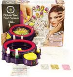 Fashion Time Paint Spinner Nails