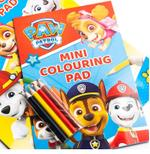 Paw Patrol Play Pack Colouring Pad