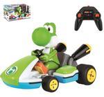 Carrera Remote Controlled Mario Kart Yoshi Race Kart 1:16