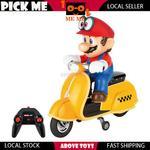 Carrera Remote Controlled Super Mario Odyssey Scooter 1:20