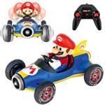 Carrera Remote Controlled Mario Kart Mach8-Mario 1:18