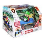 Carrera Remote Controlled Mario Kart Mach8-Luigi 1:18