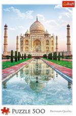Puzzle 500-Taj Mahal, India