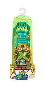 Treasure X Alien Pack