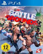 PS4 W2K Battle Grounds