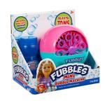 Fubbles Mini Bubble Machine-Pink