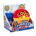 Fubbles Mini Bubble Machine-Red