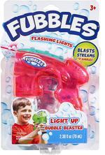 Fubbles Light Up Bubble Blaster