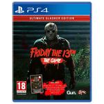 PS4 Friday The 13th: The Game Ultimate Slasher Edition