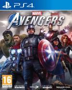 PS4 Marvel Avenger