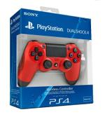 PS4 Dual Shock Red