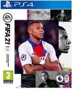 PS4 Fifa21 Champions Edition
