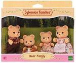 Sylvanian Bear Family