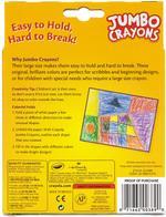 Crayola 8pcs Jumbo Crayons