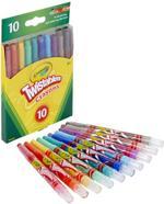 Crayola 10pcs Mini Twistable Crayons