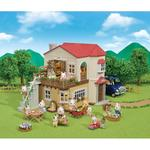 Sylvanian  Red Roof Country Home