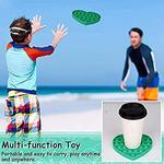 Bubble Pops- Green Heart Fidget Toy