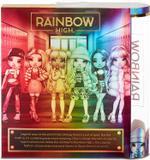 Rainbow High Fashion Doll Ruby Anderson Series 1