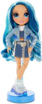 Rainbow Surprise High Skyler Bradshaw – Blue Fashion Doll